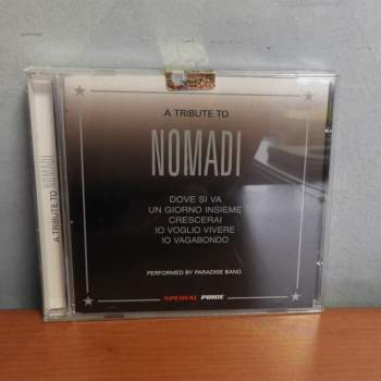Cd Nomadi - A tribute to Nomadi