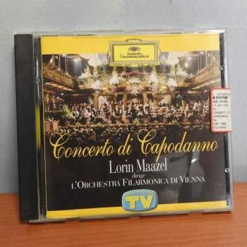 Cd Concerto di capodanno - Sorrisi e Canzoni