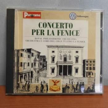 Cd Concerto per la Fenice