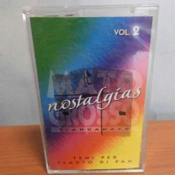 Musicassetta Mato Grosso Nostalgias