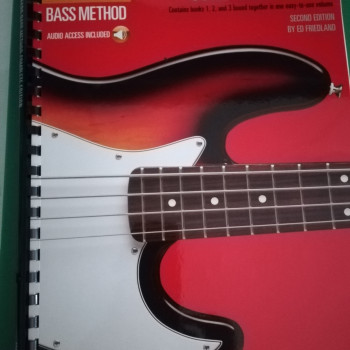 manuale di basso elettrico Metodo Hal Leonard